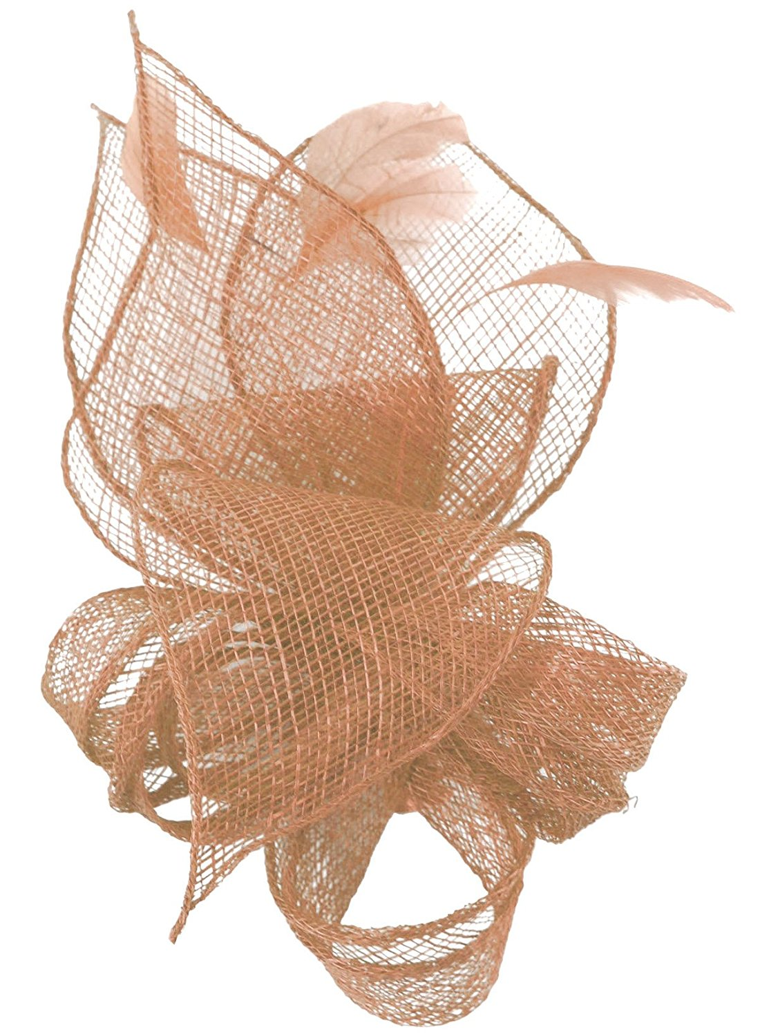 Get Quotations · Molly and Rose Sinamay Comb Fascinator 53f0b850423