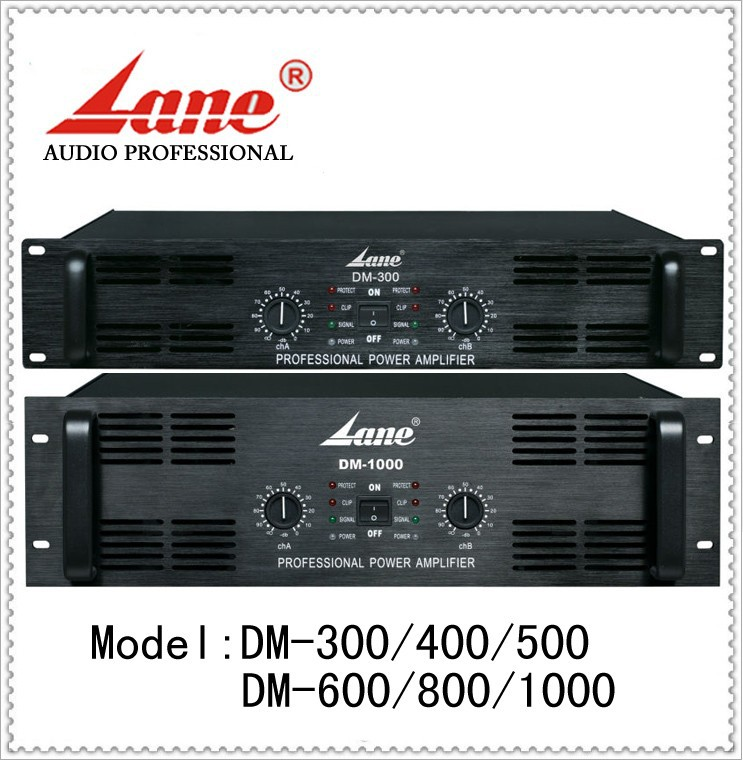 Lane *DM-300/400/500/600/800/1000 Series professional stage audio harga power amplifier