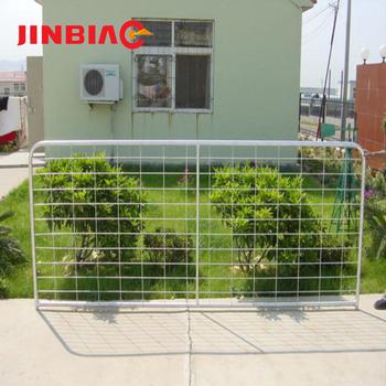 Desain Tugas Berat Galvanis Gerbang Pertanian Untuk Dijual Buy