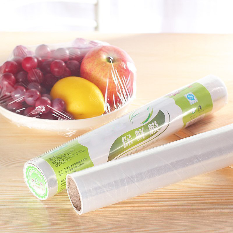 Professional Keep Food Fresh Wrap PVC Cling Film/Soft Food Wrapping