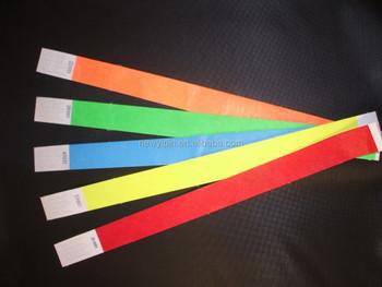 wristbands custom paper plates