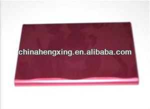 Metal Business Card Holder IDs credit card mini holder,business card packing box,business card tin box