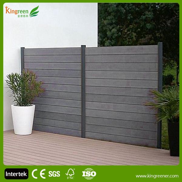 Bella recinzione fai da te pannelli uv protetto anti muffa anti il congelamento e - Paneles de madera para jardin ...
