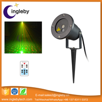 Alibaba wholesale low voltage landscape lighting red static firefly ip65 garden laser light for park/watesurface/christmas tree