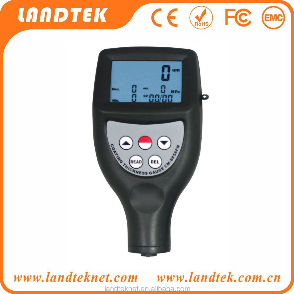 Portable Coating Thickness Meter CM-8855FN
