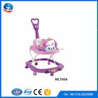 Unique baby walk parts/baby walker with handbar/baby carrier with roof/