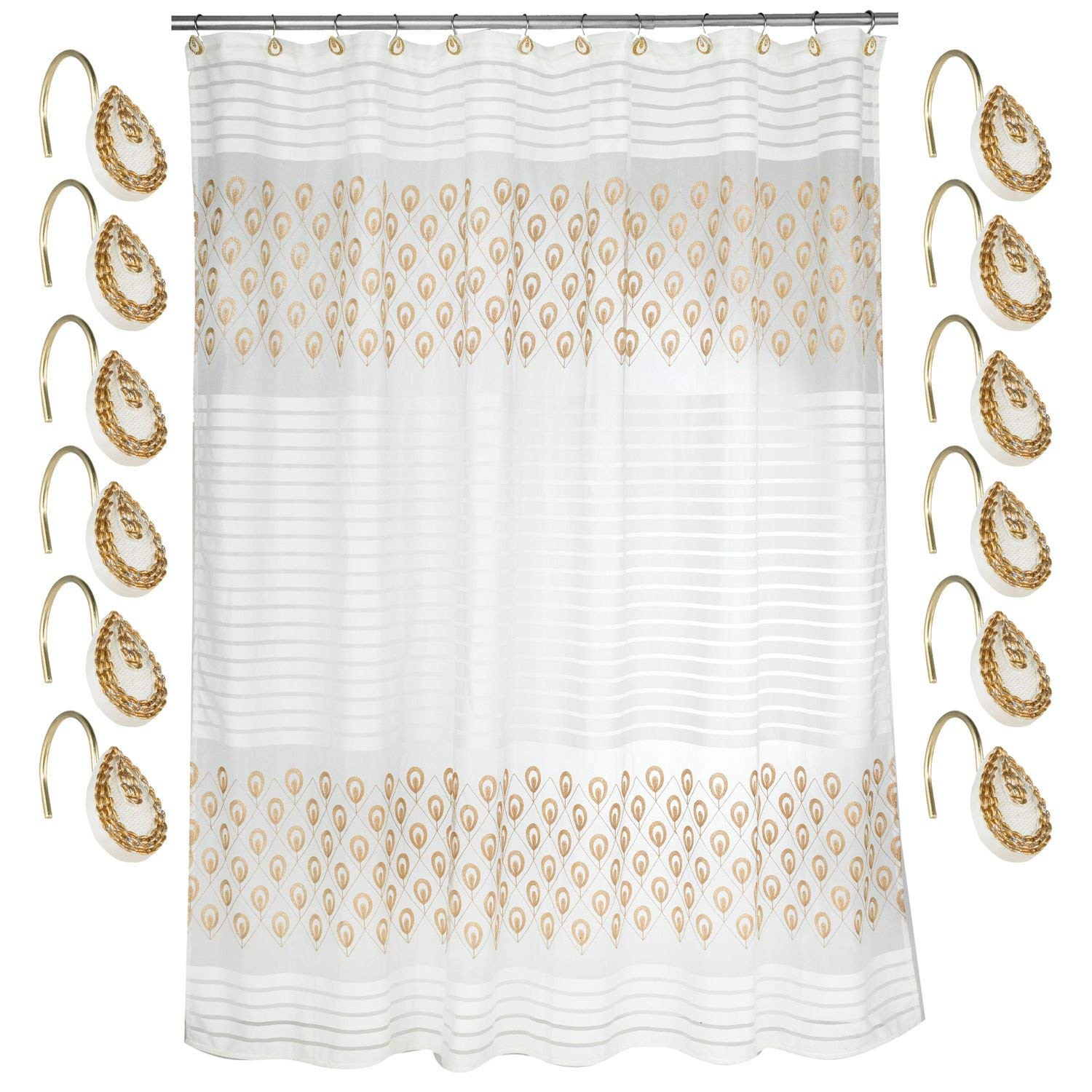 Cheap China Gold Shower Curtain Find China Gold Shower