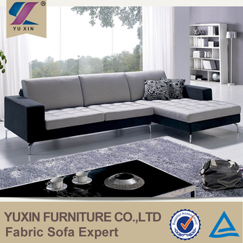 Sectional Sofa Antique Furniture Wooden L Shaped Sofa Sets