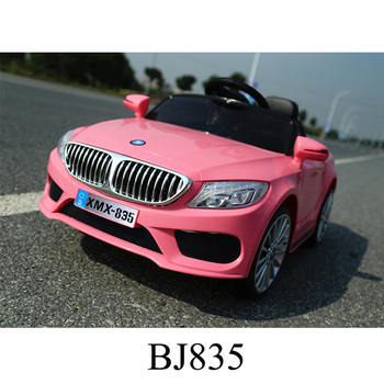 Fashion For Kids Ride On Toy Car Custom Electric Kid Cars Import Made In