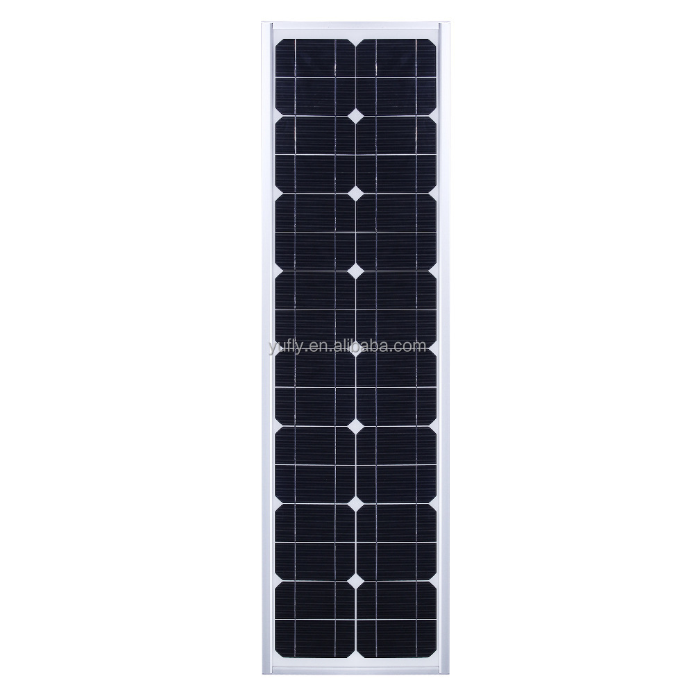 Low price all in one with pole solar integrated solar led street light led integrated steet light
