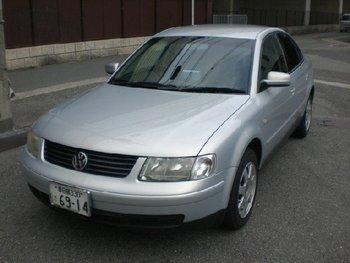 used volkswagen passat 1. 8t 2001 car - buy used passat product