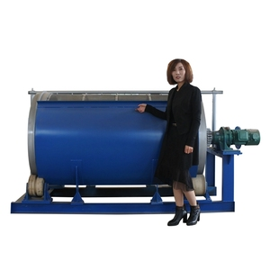 Micro Filtration Machine Rotary Drum Type Micro Filter Equipment