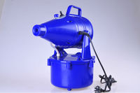 High pressure misters electric motor power sprayer for disinfection on poultry farm