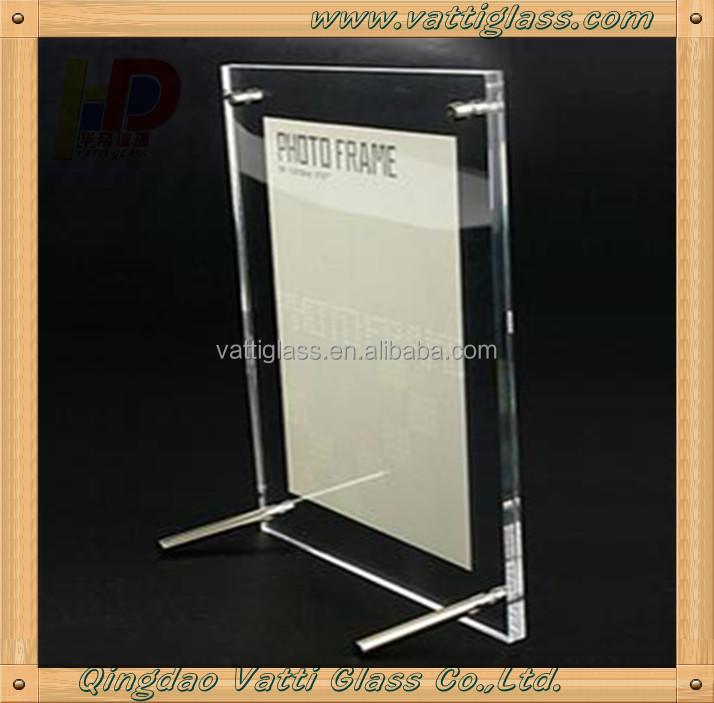 Qingdao Rahmenlose Glas Bilderrahmen,Billige Bilderrahmen Glas ...