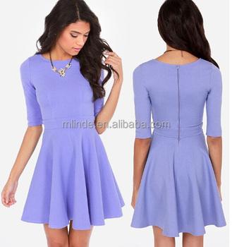 Summer Casual Dresses New Fashion Western Bra Dress - Buy Summer ...