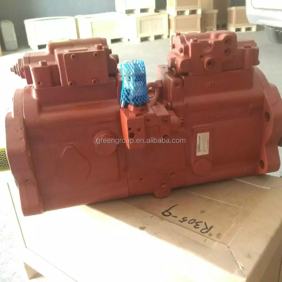 R130LC-3 гидравлический насос 31E6-03010, kawasaki k3v63dt гидравлический насос для R130LC-3 R1300W HX60W экскаватор
