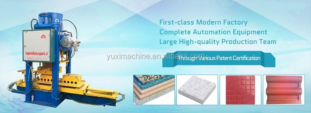 2016 Bangladesh Importe Roof Floor And Wall Tiles Machine