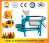 pineapple juicer machine/spiral juice extractor /double screw fruit press machine