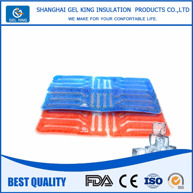 Gelking China Alibaba Gel Beads Ice Pack For Cold Use