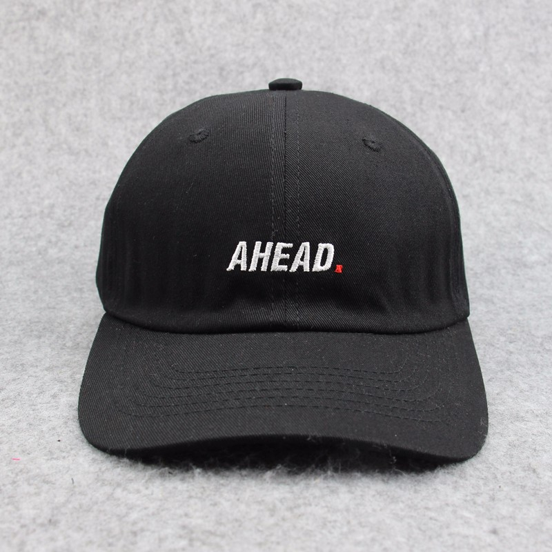 custom promotional 5 panel/ 6 panel and wholesale black 100% cotton denim letter embroidery/print baseball dad cap and hat