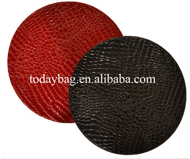 Fuax Leather Table Placemats