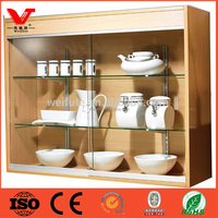 Original Manufacturer of kitchen wall cabinets with glass doors