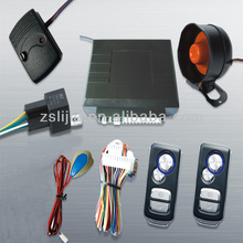 L-3000 Type Car Alarm security system,NT car alarm with ISO9001,CE,FCC