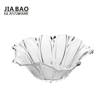 Decorative Clear Glass Bowls.Beautiful 7 Inch Large Flower Shape Decorative Glass Bowls Clear Color Glass Candy Bowl Buy Decorative Glass Bowls Glass Candy Bowls Large Glass