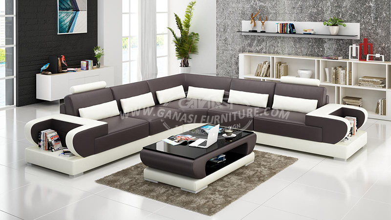 2015 Corner Sofa American Leather Sofa Design European Style Furniture View 2015 Corner Sofa