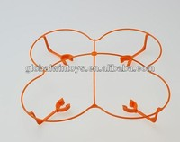 Free Shipping Hubsan H107 H107L X4 V252 RC Quadcopter Parts Black Protection Cover +US free shipping X4 protection ring