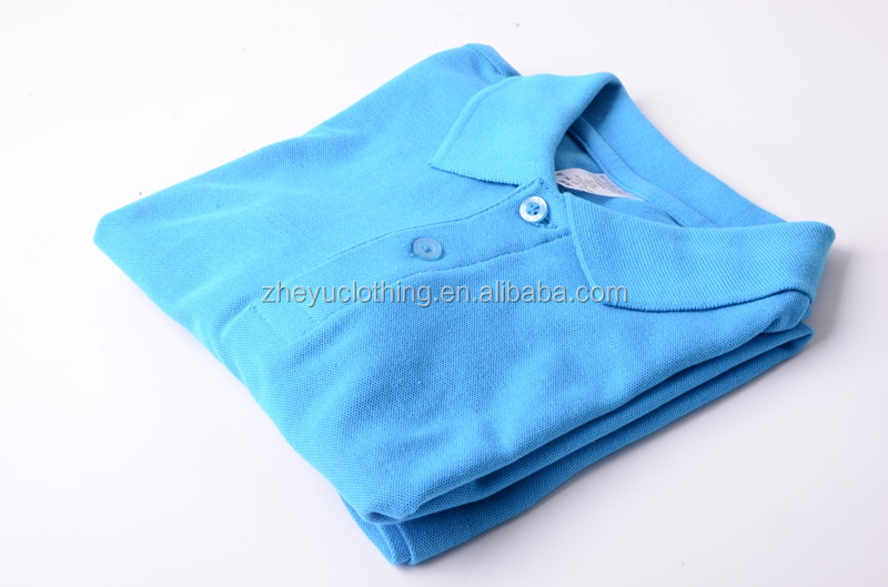 Customized mens 100 cotton polo t shirt workwear pique poloshirts