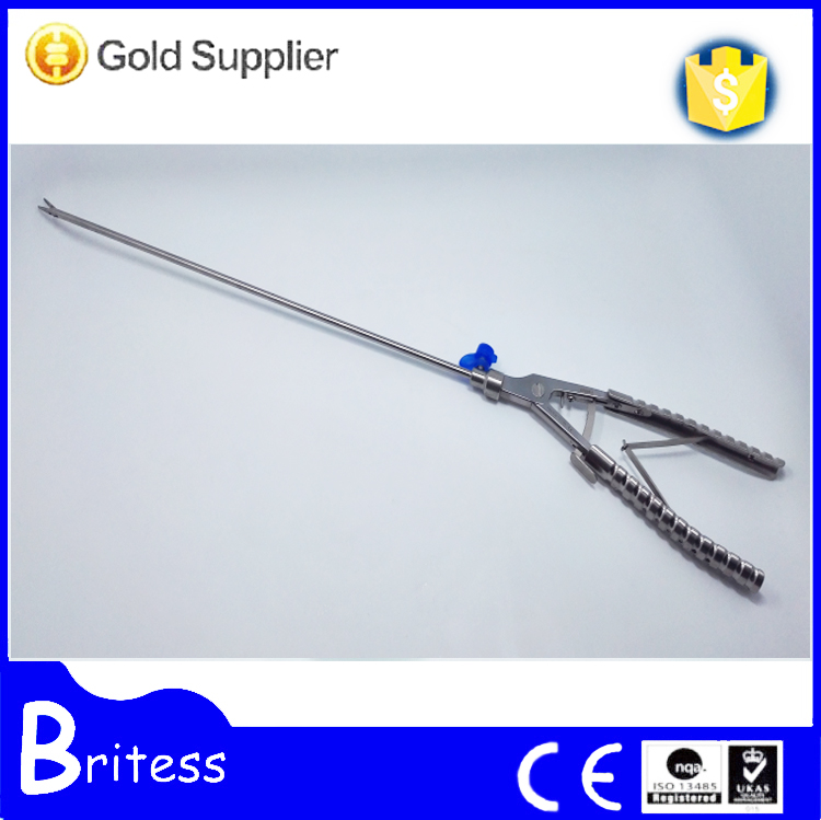 Surgical operating instrument/needle holder