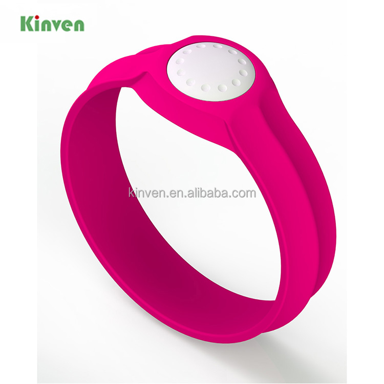 2014 New style silicone mosquito bracelet with natural oil for baby,NO DEET and very safe for people