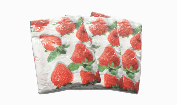 Cotton Ironing Board Cover New Design 2018 Strawberry Pattern Printed