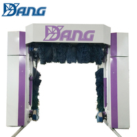 W300 factory supply automatic carwash equipment
