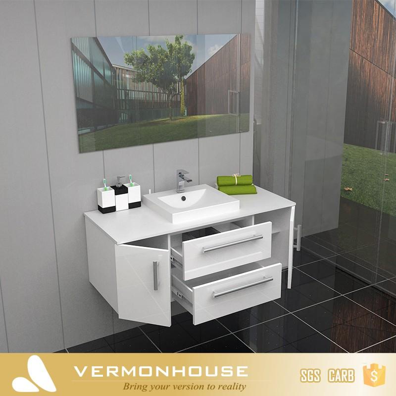 Easy Installation Wall Mounted Bathroom Vanity Cabinets Buy Bathroom Vanity Cabinets Wall