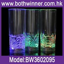 Colorful flashing led cups h0tRw plastic drinking acrylic with led for sale