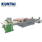 hot Melt Film Laminating Machine for Footwear Industry