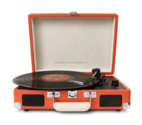 Multiple record player vinyl turntable with Bluetooth, usb ,sd, fm ,radio player