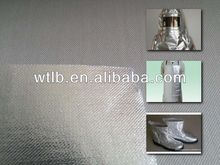 Aluminized Flame Proof cloth for fire fighting suit