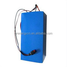 Lithium ion battery pack for electric scooter, etwow scooter 60V 40Ah