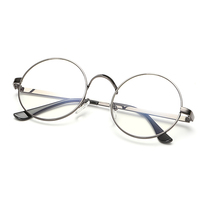 Superhot Vintage Round Men Circle Plain Glasses Frame Prescription Eyewear Clear Eyeglasses Women Optical Frame Myopia 145201