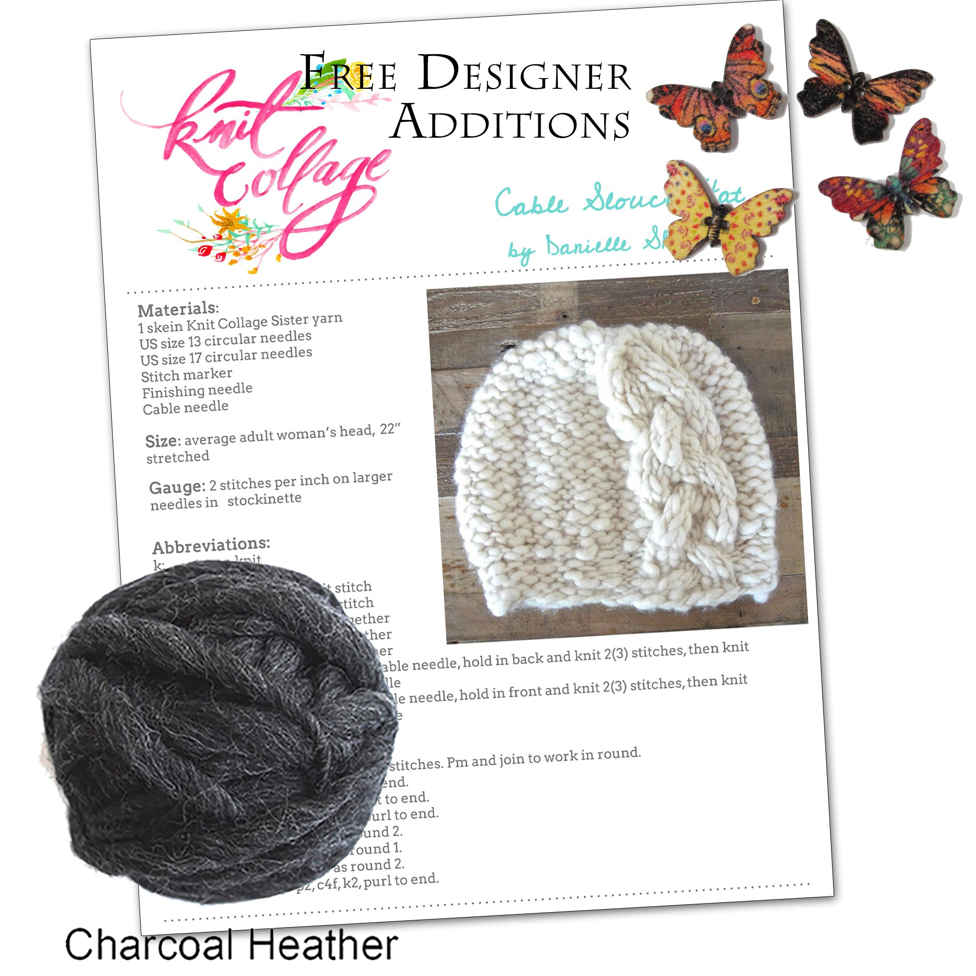 Cheap Chunky Knit Hat Pattern Free, find Chunky Knit Hat Pattern ...