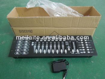 Dmx Christmas Light Controller/m-2107 High Quality Dmx 192 ...