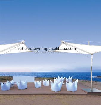 Electric sun shade sail stainless steel garden for wholesale & Electric sun shade sail stainless steel garden for wholesale View ...