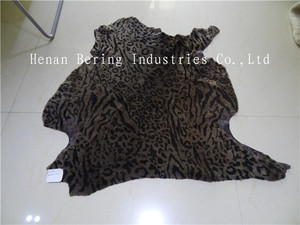 Goat skin leather for garment genuine leather use to handbag