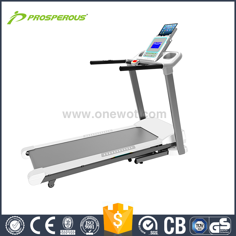 The Latest Multi type integrated 8 bumper multi functional max load 130kg home gym Motorized fitness treadmill machine 4701A