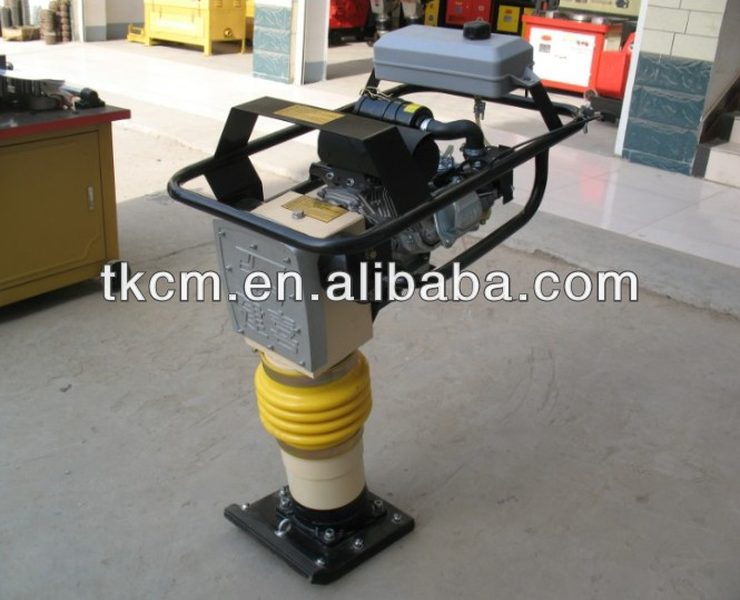 Gasoline type HCR110 small durable tamping rammer price