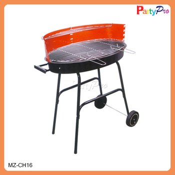 Restaurant Large Portable Table BBQ Grill Barbecue Charcoal Grill