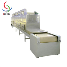 Ginger microwave drying equipment/Continuous Tunnel Microwave equipment